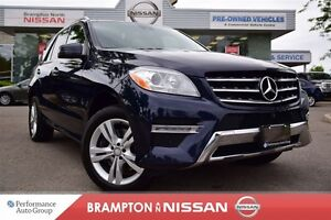 2015 Mercedes-Benz M-Class ML350 BlueTEC *Fully Loaded,360 Camer