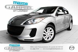2012 Mazda MAZDA3 GS+TOIT+ DEMAREUR A DISTANCE + BLUETOOTH