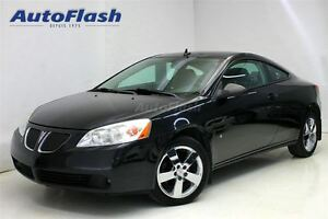 2009 Pontiac G6 GT Coupe V6 3.5L * Toit-Ouvrant/Sunroof *