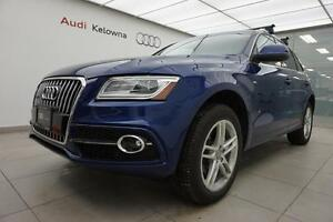 2013 Audi Q5 2.0 TFSI QUAT PROG SLINE