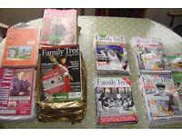 FAMILY TREE MAGAZINES - 1993 to 2011