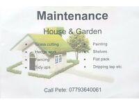 House and Garden Maintenance
