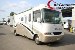 2006 Four Winds Thor Hurricane 32R Classe A VR / RV 2 Extensions