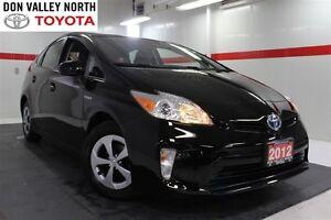 2012 Toyota Prius Base Btooth BU Camera Pwr Wndws Mirrs Locks A/
