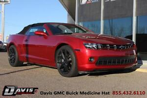 2015 Chevrolet Camaro LT Extremely Low KM! Convertible! Bluet...