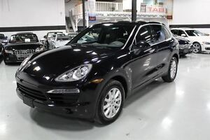 2013 Porsche Cayenne NAV | BACKUP | BLIND SPOT ASSIST