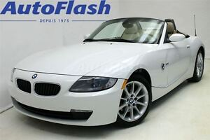 2008 BMW Z4 3.0si Roadster * Convertible * Showroom!