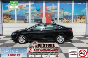 2015 Chrysler 200 LX, Super Clean! Only 20400kms!!!