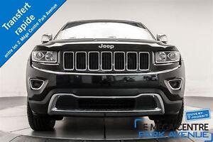 2015 Jeep Grand Cherokee Limited CUIR TOIT NAV CAMERA* PROMO PNE