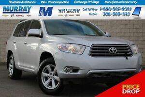 2010 Toyota Highlander SE*PST PAID*CLOTH HEATED SEATS*SUNROOF*