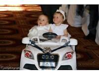 Kids electric car