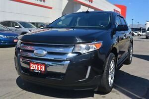 2013 Ford Edge SEL/REPLACED FRONT BRAKE PADS AND ROTORS