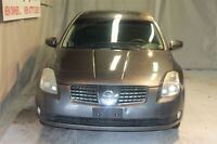 2004 Nissan Maxima Recent trade Great summer vehicle CALL TODAY
