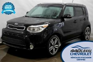 2015 Kia Soul SX CUIR CAMERA BLUETOOTH
