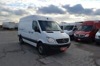2013 Mercedes-Benz Sprinter 144WB UNDER FACTORY WARRANTY