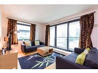 LUXURY SPACIOUS 2 BED 2 BATH - Discovery Dock East E14 - SOUTH QUAY CANARY WHARF DOCKLANDS CITY