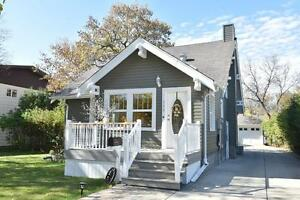 335 2nd St. N.E, Weyburn - Stunning character home on large lot!