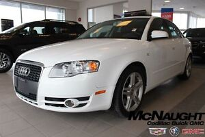 2007 Audi A4 2.0T Quattro | AWD | Heated Leather | Sunroof