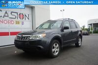 2012 Subaru Forester Convenience MAGS+BLUETOOTH