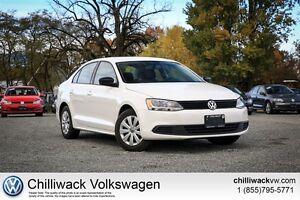 2013 Volkswagen Jetta TRENDLINE+ 2.0L 6-SPEED AUTOMATIC