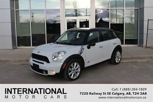 2011 MINI Cooper S Countryman AWD! LOW LOW KMS!