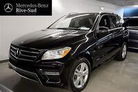 2013 Mercedes-Benz ML350 BlueTEC 4MATIC, Diesel, GPS, Toit pano,