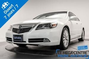 2012 Acura RL Elite AWD, NAV, CAMÉRA RECUL, FULL LOAD!**PROMO**