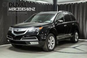 2013 Acura MDX ELITE+GPS+CAMERA+BLUETOOTH