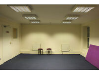 Permanent Rehearsal Facilities