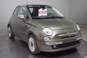 2012 Fiat 500 LOUNGE A\C MAGS TOIT CUIR
