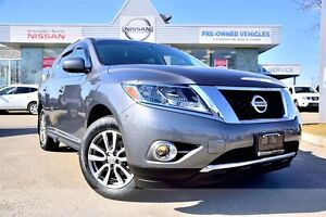 2015 Nissan Pathfinder SL *NAVI|Heated seats|360 camera*