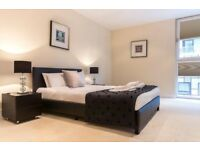 SHORT LET - AVAILABLE NOW = MODERN 1 BEDROOM APARTMENTS IN CANARY WHARF!! ALL BILLS + WIFI INCLUDED