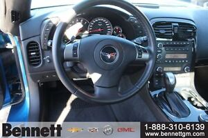 2010 Chevrolet Corvette 6.2V8 430 hp with Pwr Roof + Heated Leat Kitchener / Waterloo Kitchener Area image 19