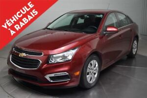 2015 Chevrolet Cruze LT TURBO A\C