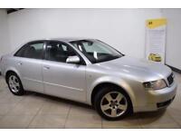 AUDI A4 1.9 TDI SE 4d 99 BHP (silver) 2003