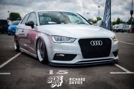 Audi a3 8v 2012 modified