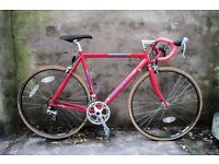 PEUGEOT PERFORMANCE, 22 inch, 56 cm, vintage racer racing road bike, 16 speed