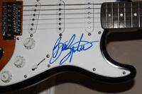 Autographed Bruce Springsteen Guitar