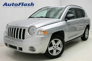 2010 Jeep Compass North Edition 4X4 manuelle! * Bluetooth *