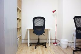 Desk Spaces Daily/Weekly or Monthly/ Aldgate East near Brick Lane