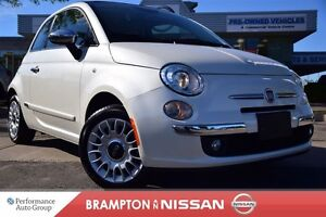 2015 Fiat 500C Lounge *Converible, Bluetooth, Heated Seats*