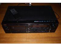 Aiwa Stereo Cassette Deck