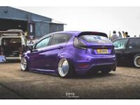 Ford Fiesta MK7 Show Car