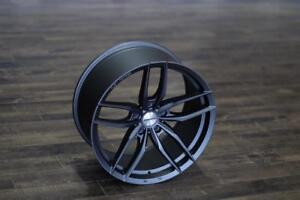 "SUPERSPEED RF02 19"" FLOW FORMED WHEELS (VW GOLF JETTA GTI / AUDI A3 A4 S3 S4 Fitment)***WHEELSCO***"