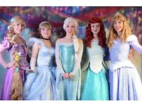Princess Parties and Appearances by Let it Glow Events
