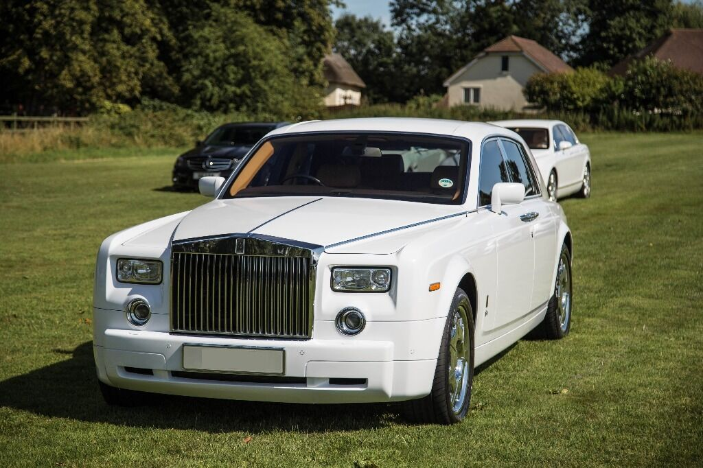 Rolls Royce Phantom 163 295 Roll Royce Ghost 163 350 Luton