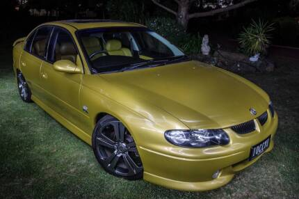 Holden Commodore VX SS