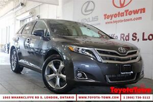 2015 Toyota Venza V6 AWD LIMITED LEATHER NAVIGATION