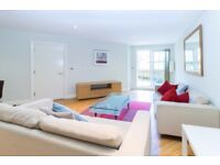 Spacious 2 Bed 2 Bath Flat with Private Terrace in Bow, E3, Close to Bow Road Station- VZ