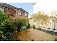 1000Sq Ft, 2 BED NEWLY REFURBISHED, SPACIOUS, PERIOD FEATURES, HIGH CEILINGS, PRIVATE GARDEN